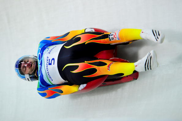 Самые смешные фото зимней Олимпиады-2010. Фото: AFP/Getty Images