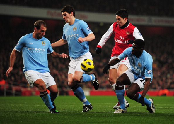 Арсенал (Лондон) - Манчестер Сіті (Манчестер) Фото: Shaun Botterill /Getty Images Sport