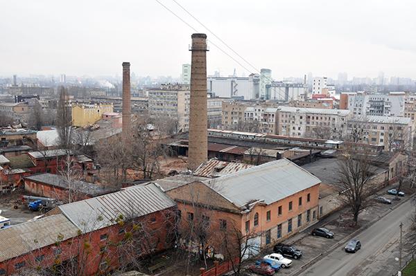 Пивоварня Марра на улице Фрунзе 35. Фото: Владимир Бородин/The Epoch Times Украина