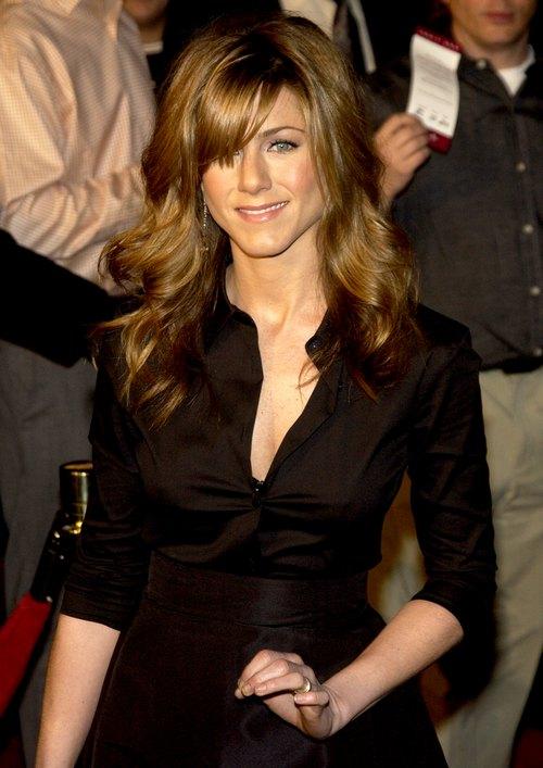 Акторка на прем'єрі фільму «А ось і Поллі» у Голівуді, 12 січня 2004 року. Фото: Vince Bucci/Getty Images