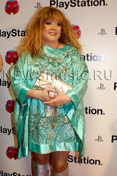 Пугачева Алла Борисовна. Фоторепортаж. Фото с сайта newsmusic.ru
