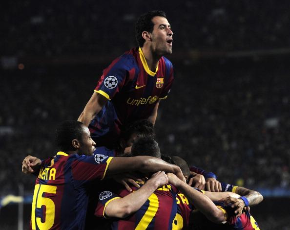 Барселона - Шахтер Фото: Jasper Juinen, David Ramos /Getty Images Sport