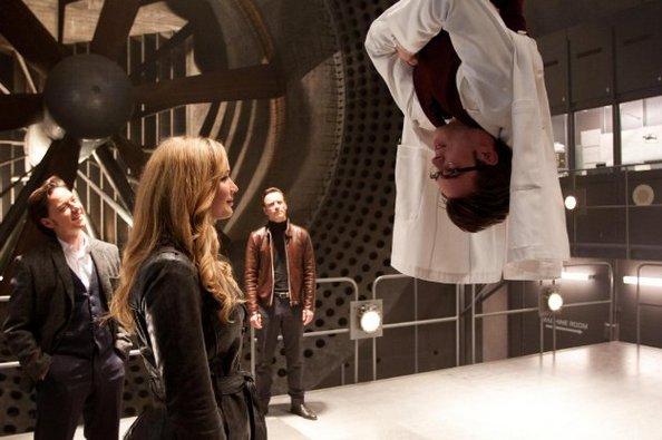 Кадр с фильма «Люди Икс: Первый класс»