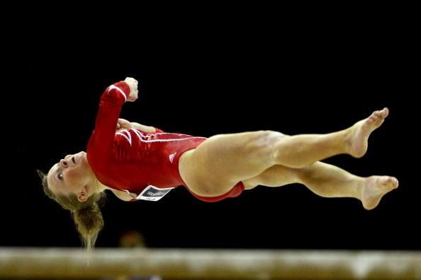 Чемпіонат світу зі спортивної гімнастики фото: Richard Heathcote,Clive Rose /Getty Images Sport