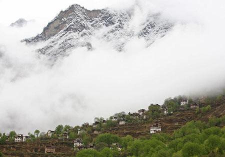 Пейзаж графства Даньба. Фото: China photos/ Getty image