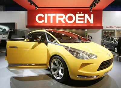Нова модель автомобіля Сітроен (Citroen C Sport Lounge). Фото: Mark Renders/Getty Images