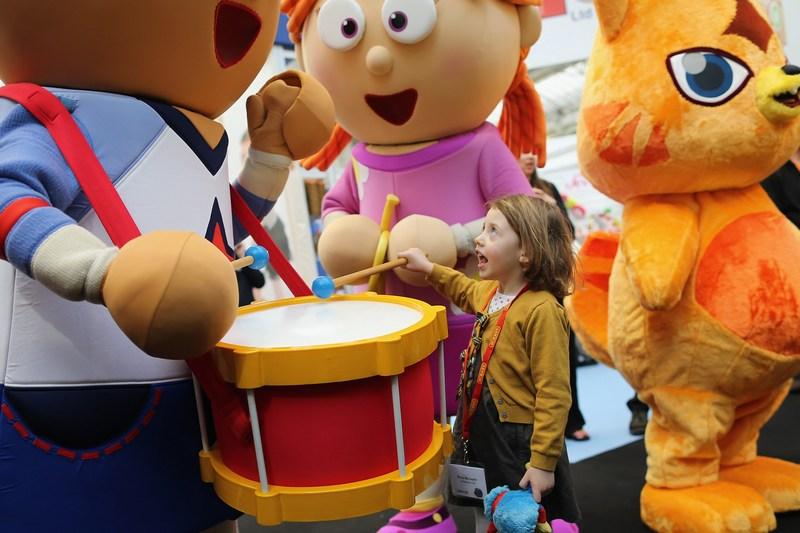 Лондон, Англія, 22січня. Щорічна виставка іграшок, організована британською Асоціацією іграшок та розваг, відкрилася у виставковому центрі «Олімпія». Фото: Dan Kitwood/Getty Images