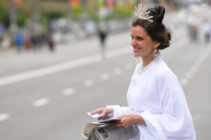 У Києві відзначили Всесвітній День Фалунь Дафа