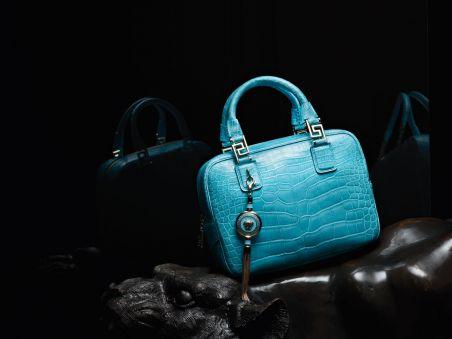 Колекція сумок осінь-зима 2013 «Vanitas» від Versace. Фото: versace.com