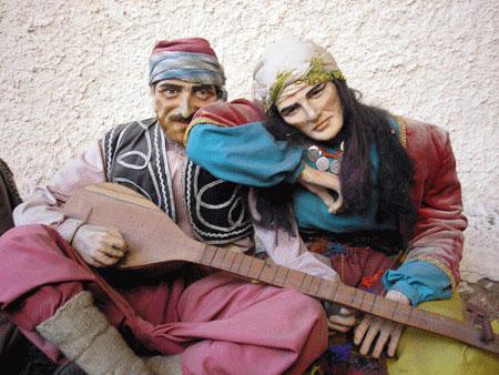 Экспонаты музея культуры и истории Турции. Фото: Елена Подсосонная