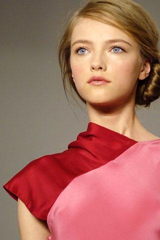 Русская модель Vlada Roslyakova. Фото с secretchina.com