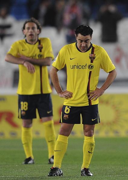 Альмерия - Барселона фото:Denis Doyle /Getty Images Sport