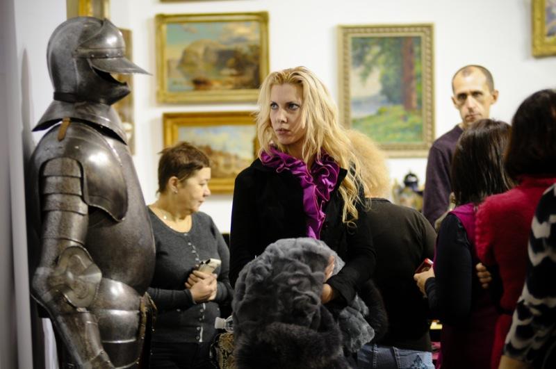 В Киеве открылся Антикварный салон 2012. Фото: Владимир Бородин/Великая Эпоха