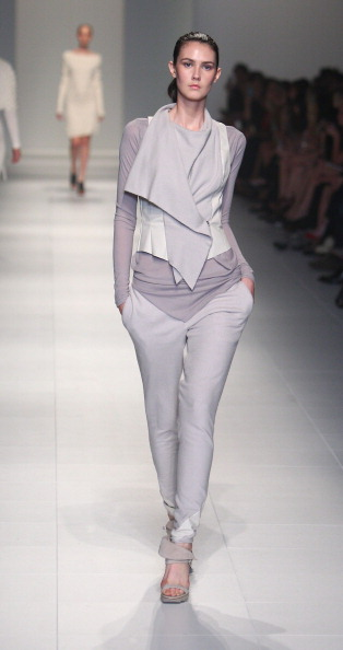 L'Oreal Melbourne Fashion Festival 2011. Фото :Marianna Massey/Getty Images