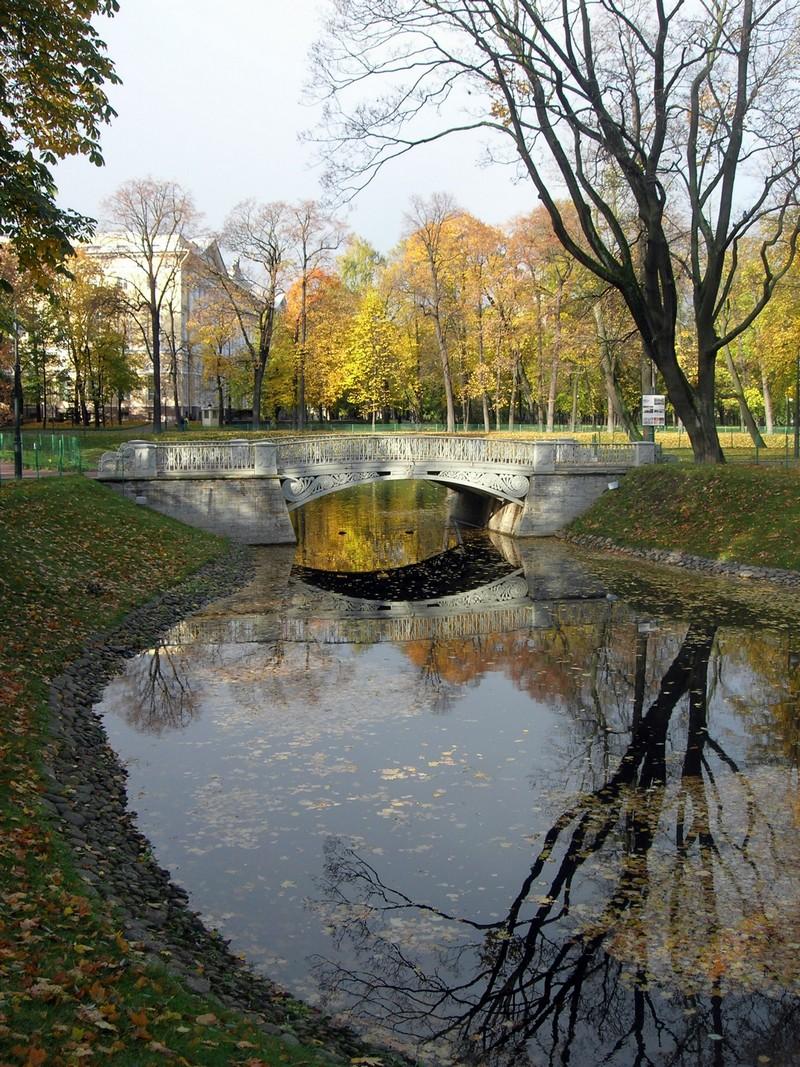 Михайлівський сад. Фото: Алла Лавриненко/The Epoch Times Україна