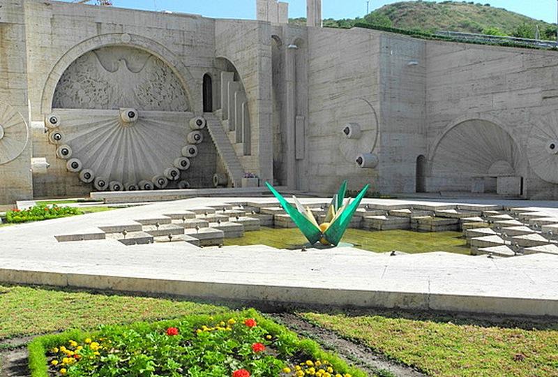 Ландшафтно-архитектурный комплекс Каскад. Фото: Алла Лавриненко/Великая Эпоха