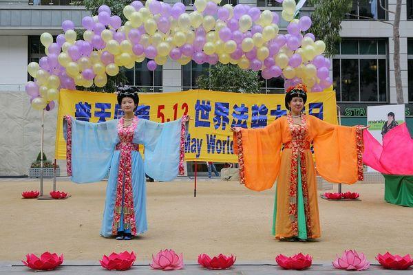 Танец династии Тан. Фото: Чен Мин/ The Epoch Times
