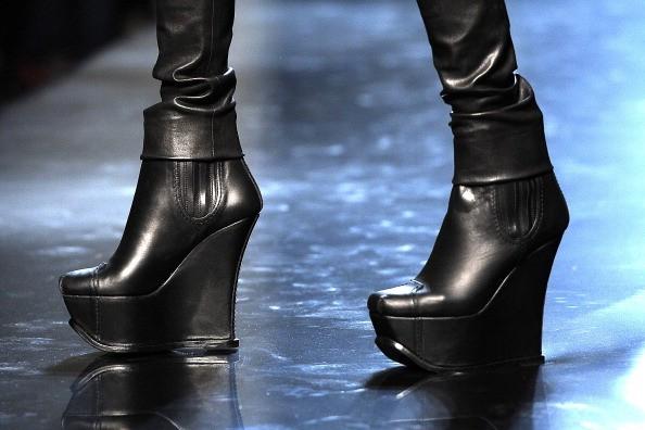 Жан-Поль Готье на Парижской неделе моды. Фото: Pascal Le Segretain/Getty Images