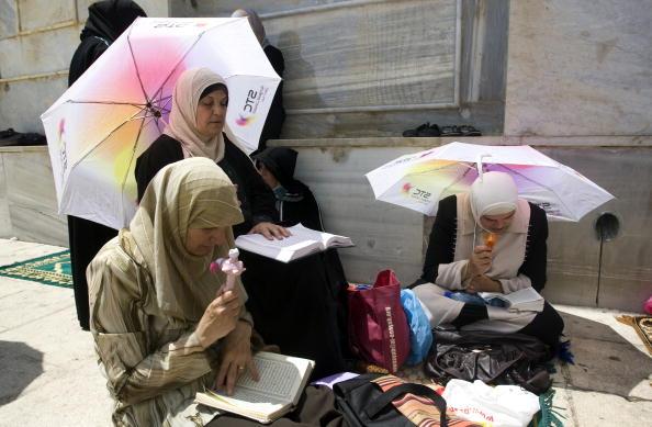 Європа, Ірак та США потерпають від аномальної спеки. Фото: AHMAD GHARABLI/AFP/Getty Images