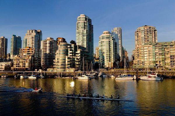 Четвертое место: Ванкувер, Канада. Фото: Getty Images