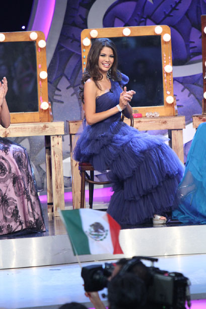 Ана Патрисия Гонсалес победила в конкурсе полном сильных эмоций, захватывающих сюрпризов и самых трудных задач в сезоне. Фоторепортаж. Фото с сайта Univision.com