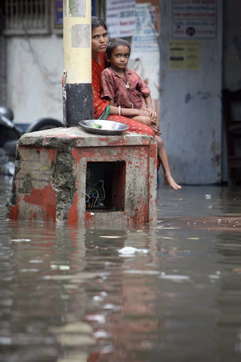 Фото:  DESHAKALYAN CHOWDHURY/AFP/Getty Images