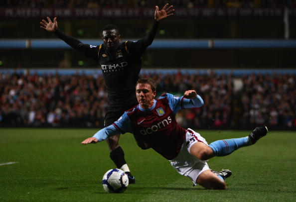 Астон Вилла – Манчестер Сити фото:Jamie McDonald,Clive Rose /Getty Images Sport