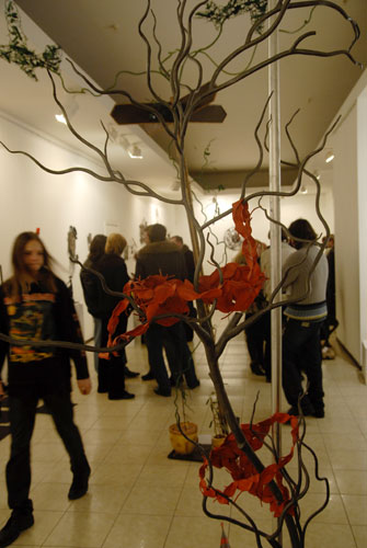Кузнечная выставка Ковальське сузіря. Фото: Великая Эпоха