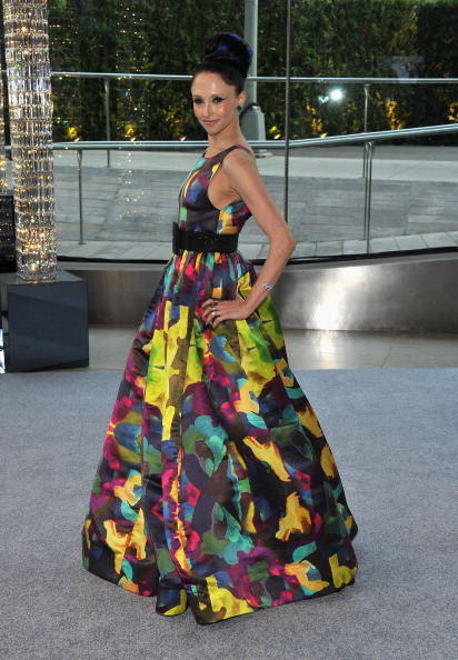 Роскошные летние вечерние платья. Фото: Larry Busacca/Getty Images