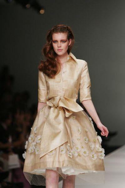 Колекція жіночого одягу від Alex Perry на тижні моди в Австралії. Фото: Getty Images