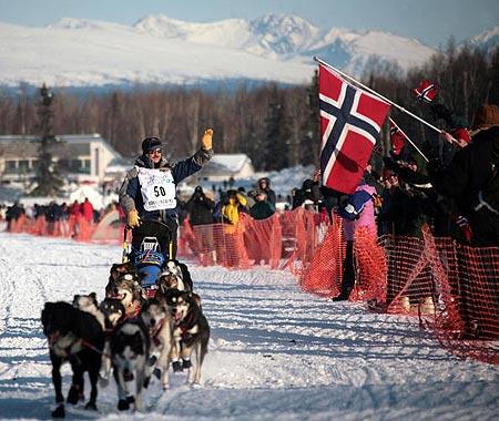 Участники соревнований. Фото: JIM WATSON/AFP/Getty Images
