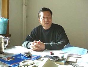 Китайський правозахисник Гао Чжишен. Фото: Велика Епоха