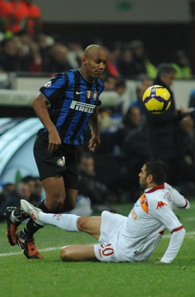 Інтер - Рома фото:Valerio Pennicino /Getty Images Sport