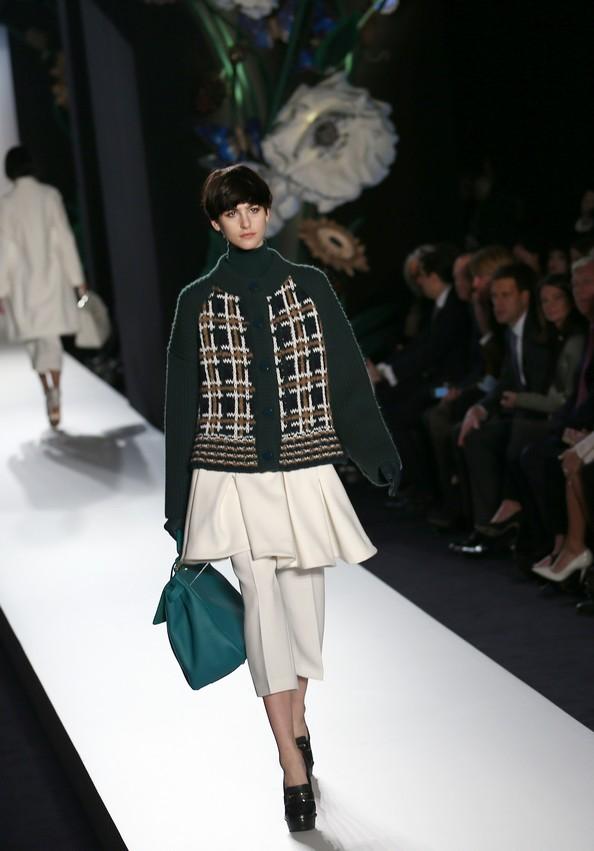 Нова колекція Mulberry на London Fashion Week. Фото: ANDREW COWIE/AFP/Getty Images