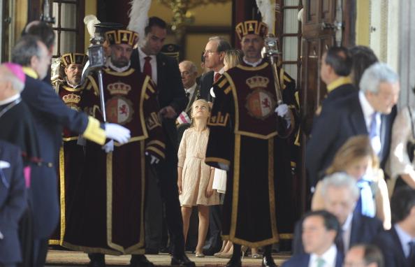 Урочистості з проводу коронації Феліпе VI, Мадрид, Іспанія, 19 червня 2014 року. Фото: Europa Press/Europa Press via Getty Images