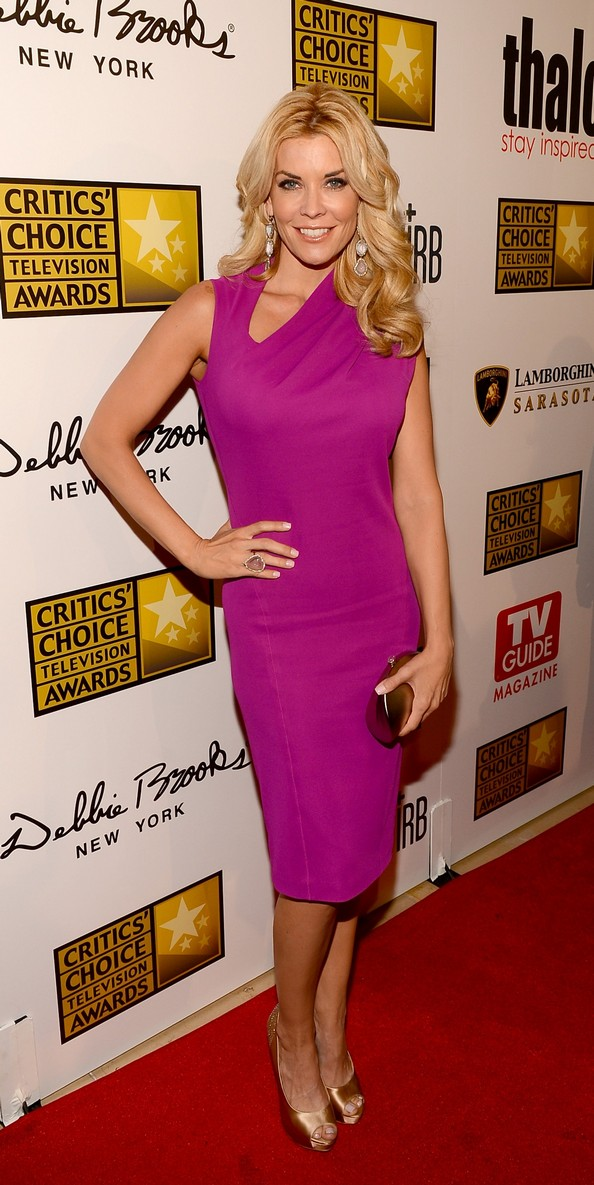 Звёздные наряды на церемонии Critics' Choice Television Award. Фото: Mark Davis/Getty Images for CCTA