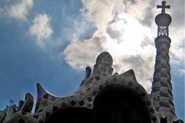 Достопримечательности Барселоны. Парк Гуэль в Барселоне. Фото: CESAR Rangel / AFP / Getty Images
