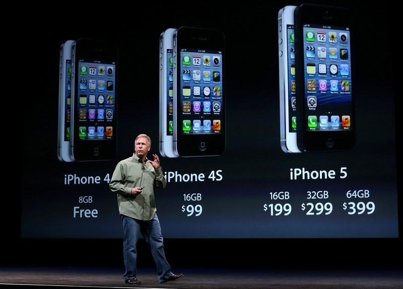 Сан-Франциско, США, 12 вересня. Компанія Apple представила iPhone 5. Фото: Justin Sullivan/Getty Images
