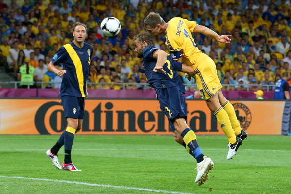 Україна - Швеція Фото: Laurence Griffiths, Martin Rose /Getty Images Sport