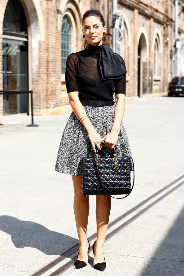 Уличная мода: доступный способ самовыражения. Фото: Caroline McCredie/Getty Images