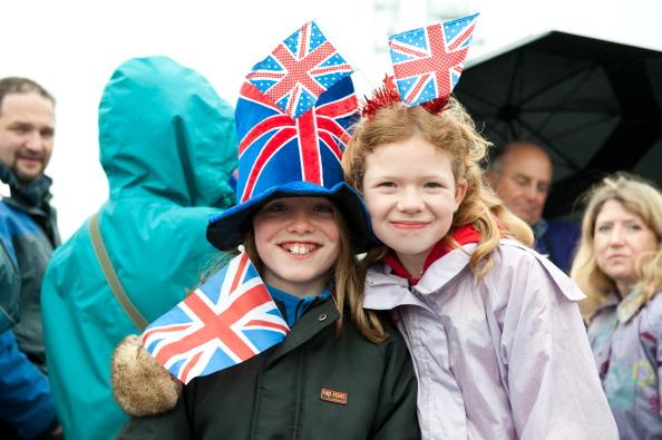 Її Величність Королева Єлизавета II святкує 60-ту річницю свого сходження на престол. Лондон, Англія. 3 червня 2012. Фото: Adam Jacobs/Getty Images