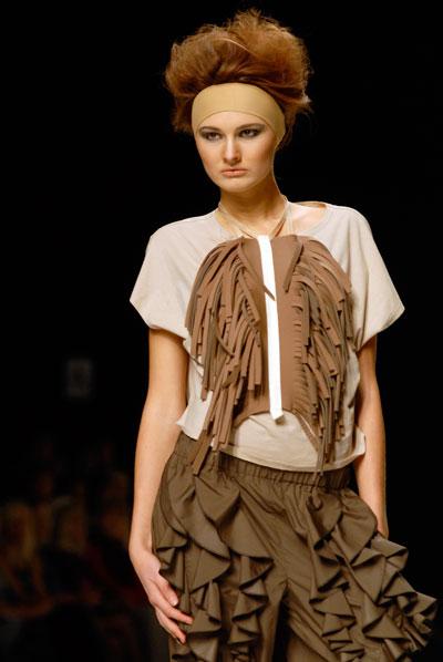 В Киеве проходит XXV Ukrainian Fashion Week. Фото: Владимир Бородин/The Epoch Times