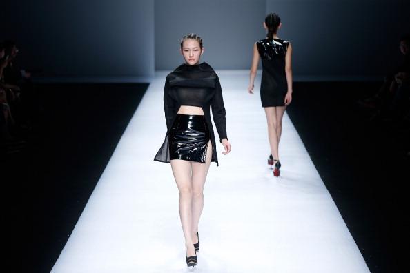 Тиждень моди в Пекіні. Фото: Lintao Zhang/Getty Images