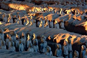 Теракотова армія першого імператора Китаю. Фото: The Epoch Times