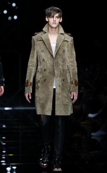 Чоловіча колекція Burberry Prorsum весна-літо 2010 на Тижні моди у Мілані. Фото: Vittorio Zunino Celotto/getty Images