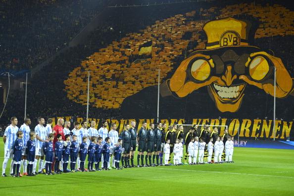 Борусія Д — Малага. Фото: Getty Images Sport
