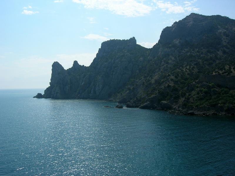 Крым, Новый свет, вершины Караул-Оба. Фото: Алла Лавриненко/Великая Эпоха