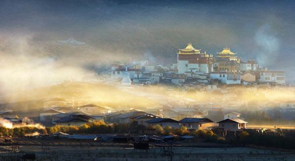 Монастырь Сунцзаньлинь. Фото: epochtimes.com