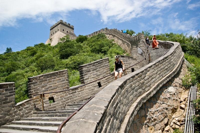 Велика китайська стіна. Фото: Андрій Павленко