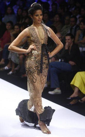 Індійський тиждень моди. фото: Getty Images